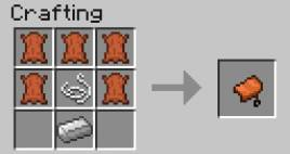 Мод Saddle Recipe [1.5.2]