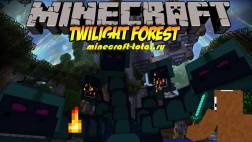 Мод The Twilight Forest [1.5.2]