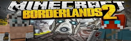 Скачать The Borderlands Weapon Mod [1.6.2]